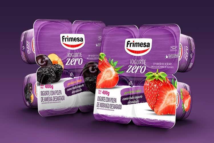 Frimesa Iogurte Zero Decor
